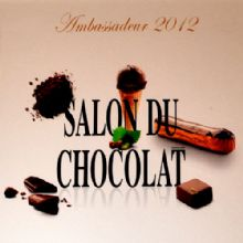 Marc Demarquette Awarded Honorary Title of '2012 Ambassadeur du Salon du Chocolat'